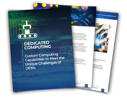 Meeting Your Unique Challenges with Custom Computing Capabilities