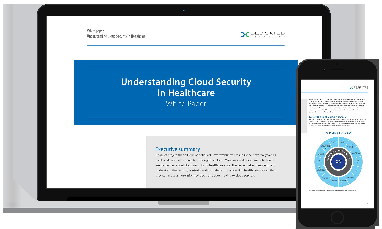 Understanding Cloud Security in Healthcare
